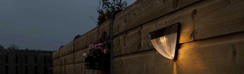 Napelemes lámpák