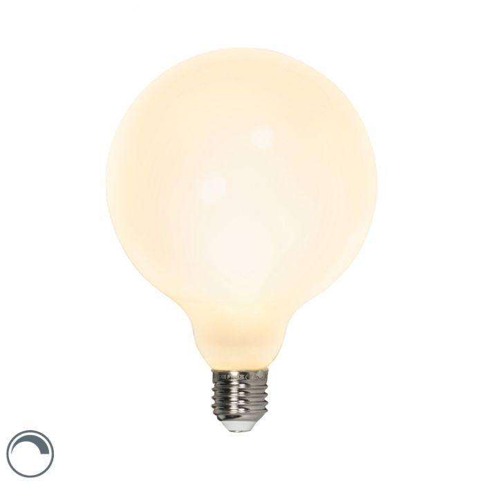 E27-tompítható-LED-G125-gömblámpa-8W-900lm-2700-K.