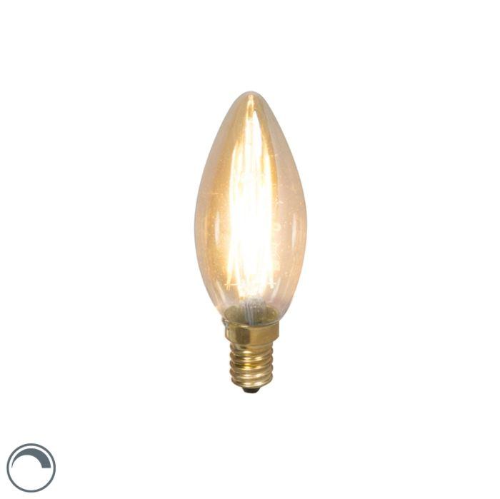LED-es-izzólámpa-E14-240V-3,5W-200lm-tompítható