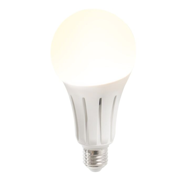 LED-lámpa-B60-15W-E27-meleg-fehér
