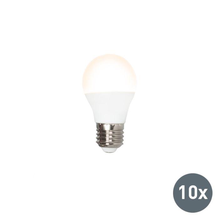 10-db-LED-es-lámpa-P45-E27-5W-3000K