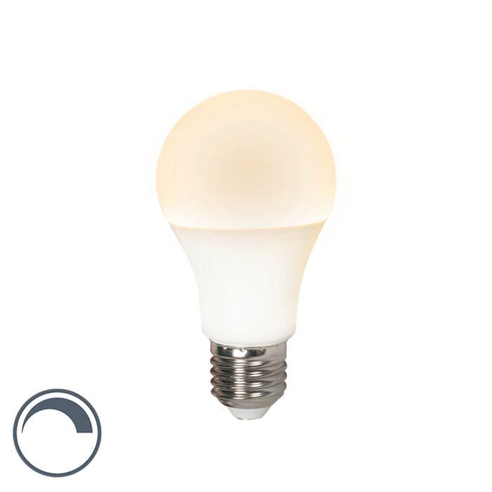 LED-lámpa-E27-240V-12W-1200lm-A60-tompítható
