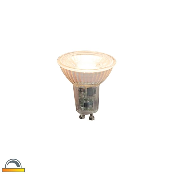 GU10-szabályozható-LED-lámpa-5,5-W-360lm-2000K---2700K