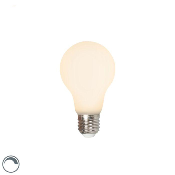 LED-E27-240V-4W-380lm-tompítható