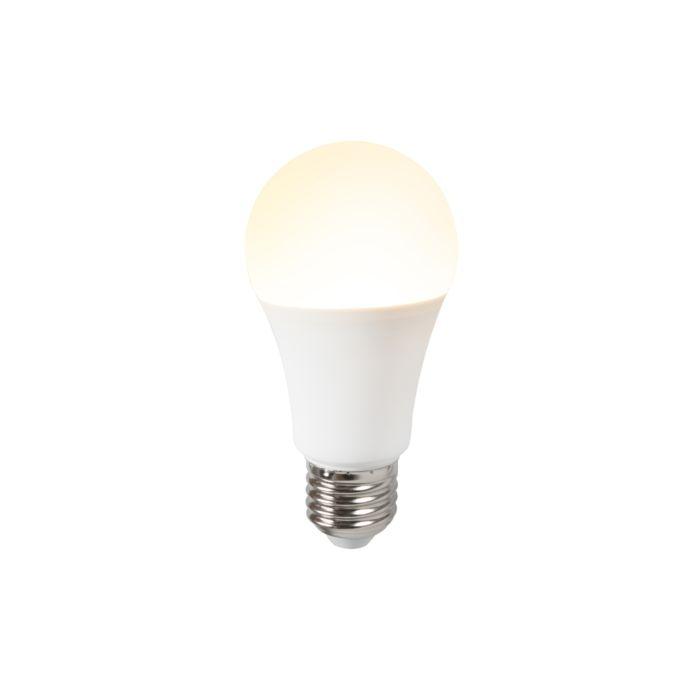 LED-lámpa-B60-12W-E27-meleg-fehér