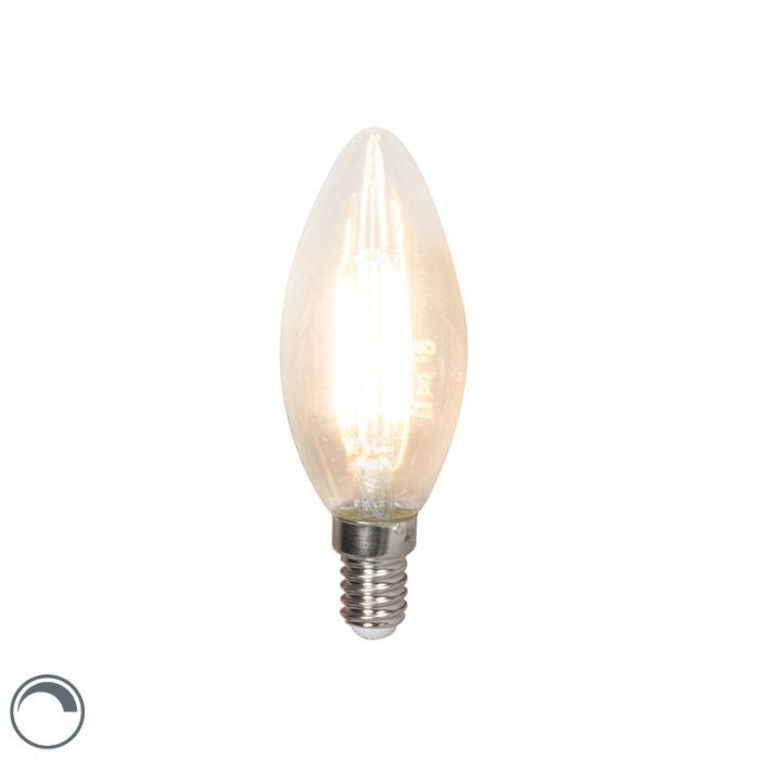 LED-es-izzólámpa-E14-240V-3,5W-350lm-B35-tompítható