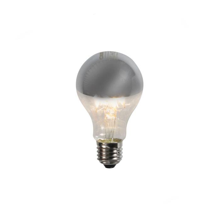 LED-tükörfej-izzólámpa-240V-4W-370lm-átlátszó-2700K