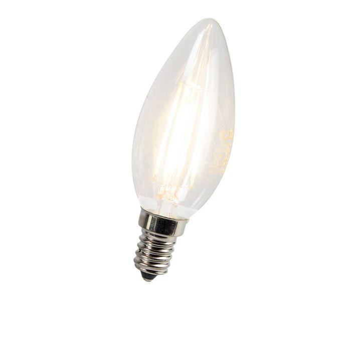 LED-izzó-gyertyalámpa-E14-3W-300-lumen