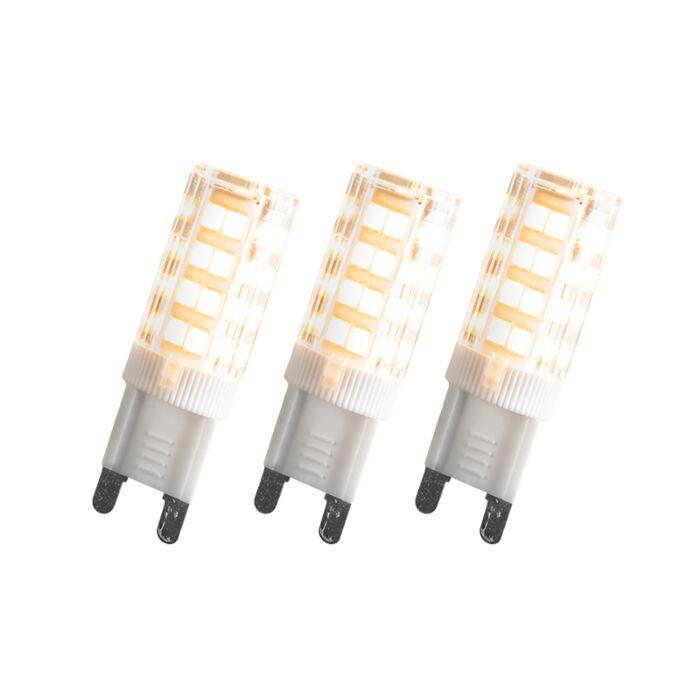 G9-LED-3,3-W-280-lumen-készlet-3-db