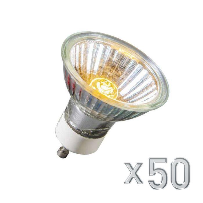 Halogén-GU10-40W-350LM-230V-50-es-készlet