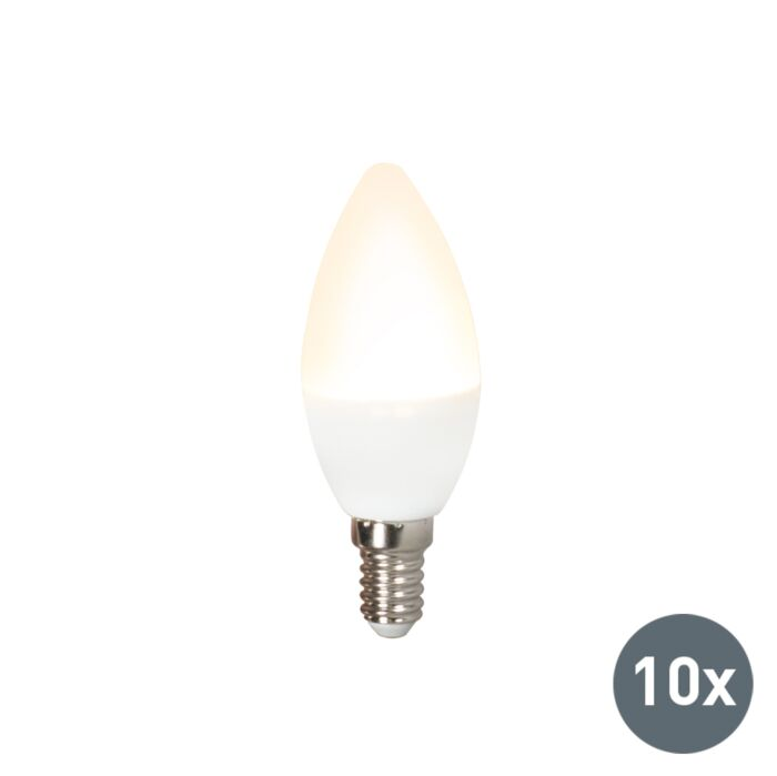 10-db-LED-es-lámpa-C37-E14-3W-3000K