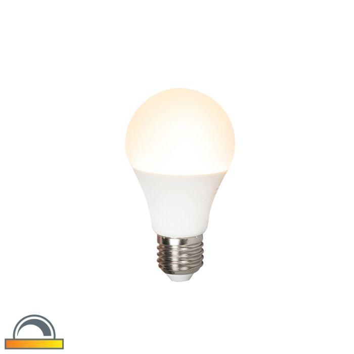 LED-lámpa-E27-240V-7W-510lm-A60-tompítható