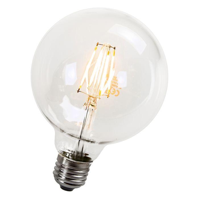 LED-izzó-földgömb-lámpa-95mm-E27-4W-470-lumen