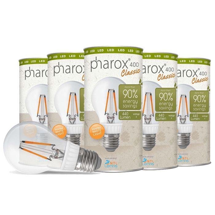 Pharox-400-Classic-E27-4W-5-lámpás-LED-es-lámpa
