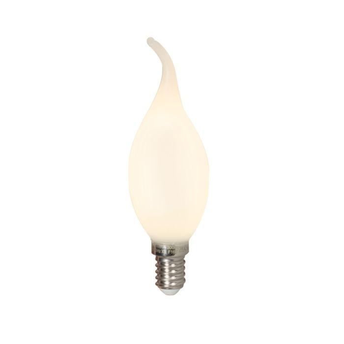 LED-es-gyertyalámpa-E14-240V-3,5-W-300lm-tompítható