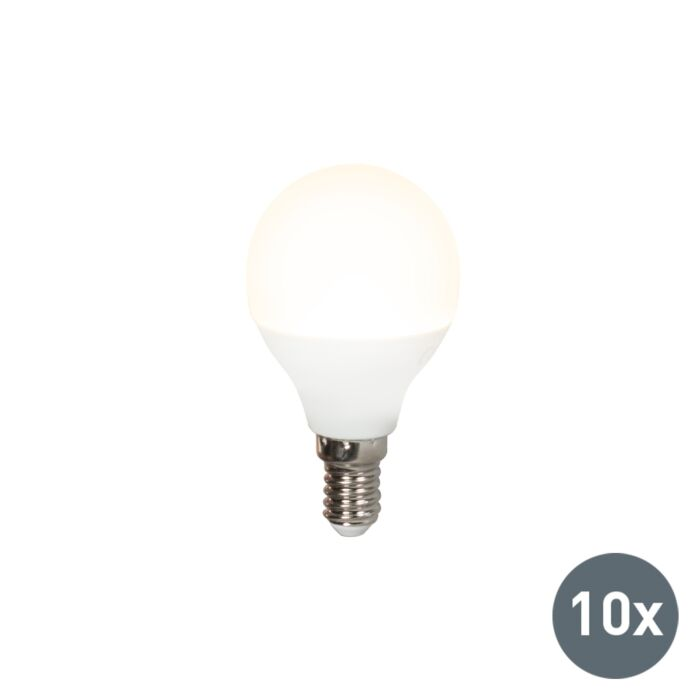 10-db-LED-es-lámpa-P45-E14-5W-3000K