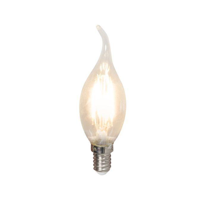 LED-izzószálas-gyertyalámpa-E14-240V-3,5-W-350lm-BXS35-tompítható