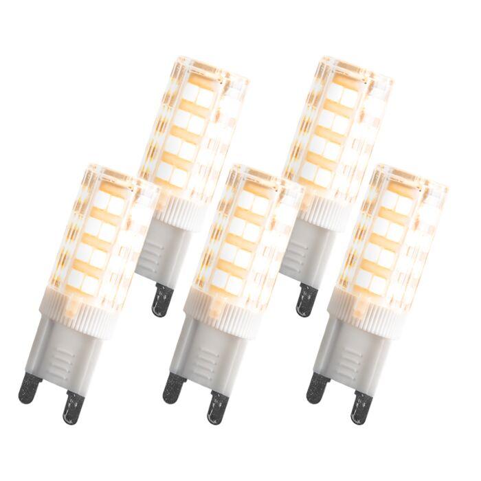 G9-LED-3,3-W-280-lumen-készlet-5-db