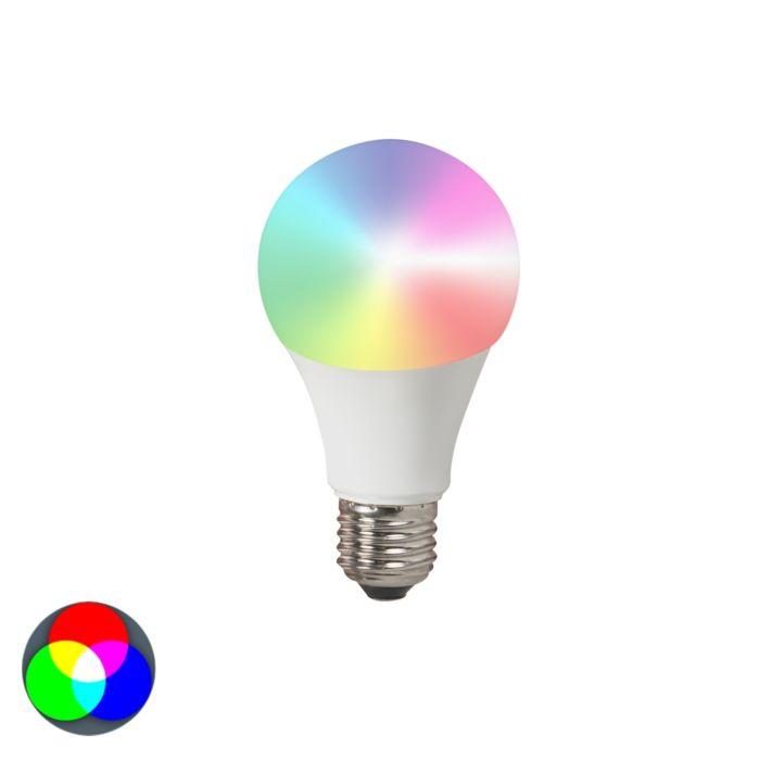LED-lámpa-E27-240V-7W-500lm-A60-Smart-Light