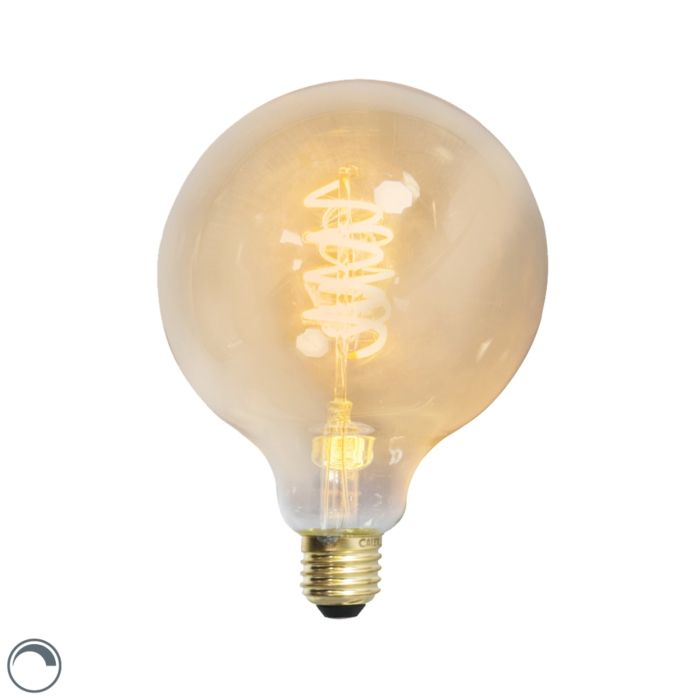 LED-csavart-izzólámpa-földgömb-E27-240V-4W-200lm-tompítható