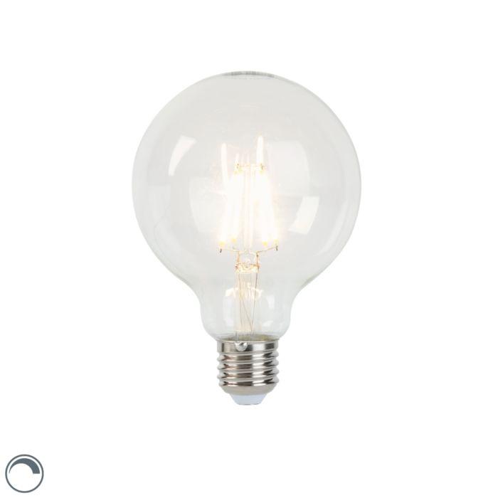 E27-tompítható-LED-izzólámpa-G95-5W-450lm-2700K