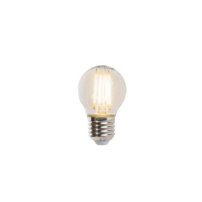 5-db-E27-szabályozható-LED-izzó-gömblámpa-5W-470lm-2700K