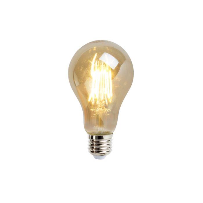 LED-izzólámpa-E27-8W-720-lumen-melegfehér-2200K