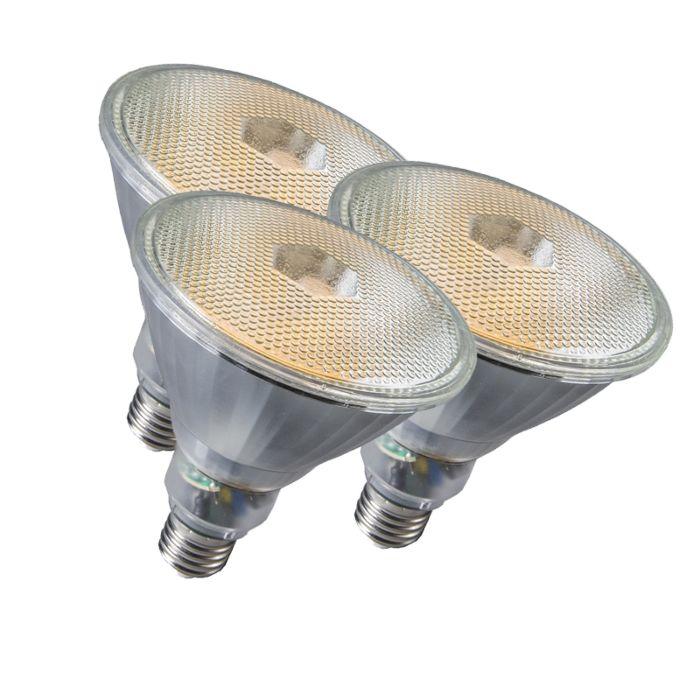 3-lámpás-készlet-Par38-E27-20W-800LM-2700K