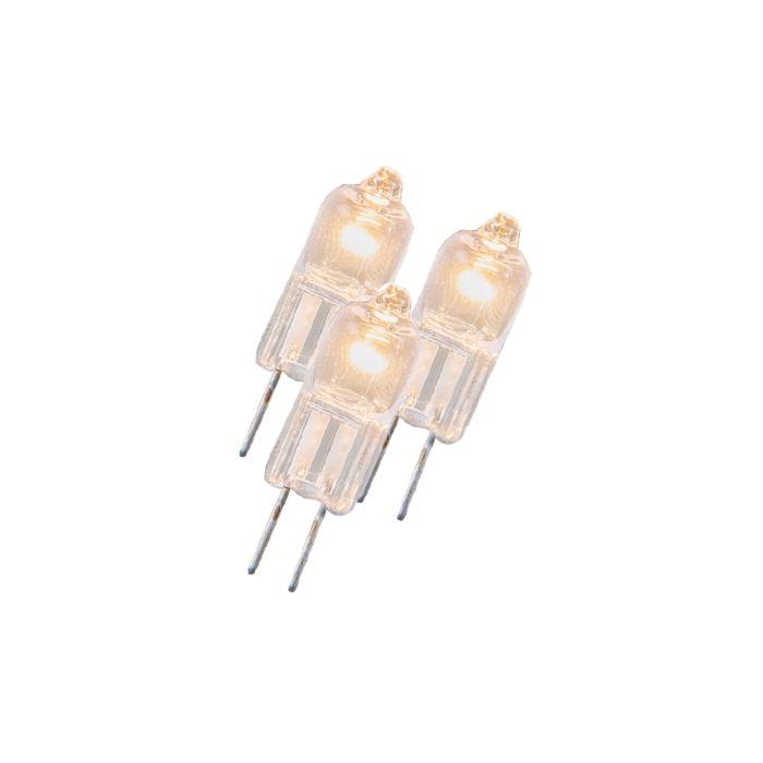 Három-halogénlámpa-G4-5W-12V-tiszta
