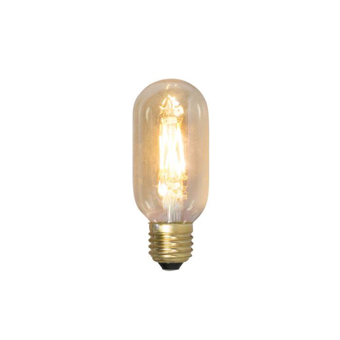 3-db-LED-es-izzólámpa-cső-E27-240V-4W-320lm-T45L-tompítható