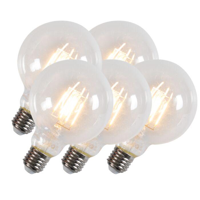 5-db-ledes-izzólámpa-G95-E27-6W-600-lumen