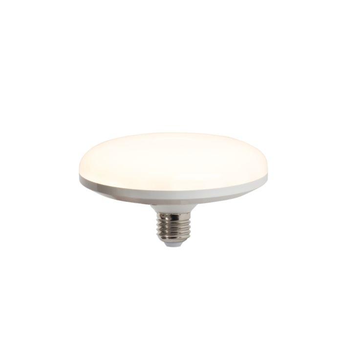 LED-lámpa-UFO-E27-18W-meleg-fehér