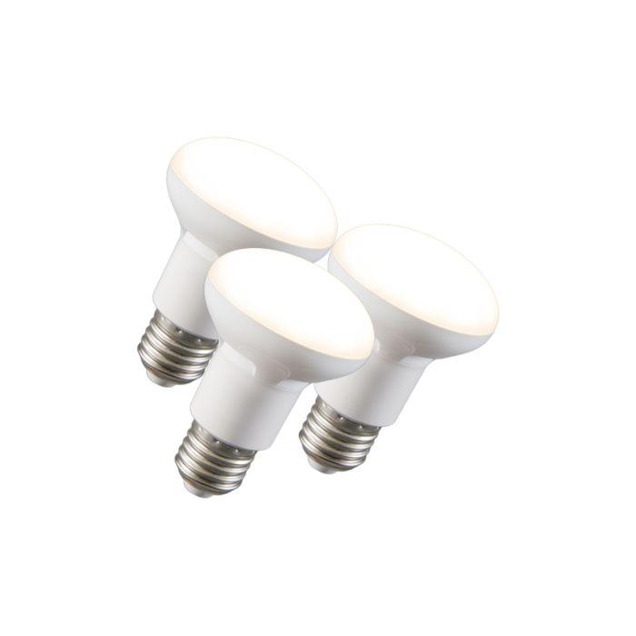 Három-LED-es-reflektorlámpa-készlet-R63-E27-240V-8W-2700K-tompítható
