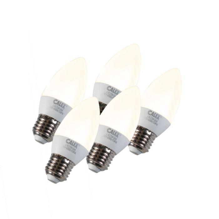 5-gyertyalámpa-LED-E27-5W-240V-2700K-tompítható