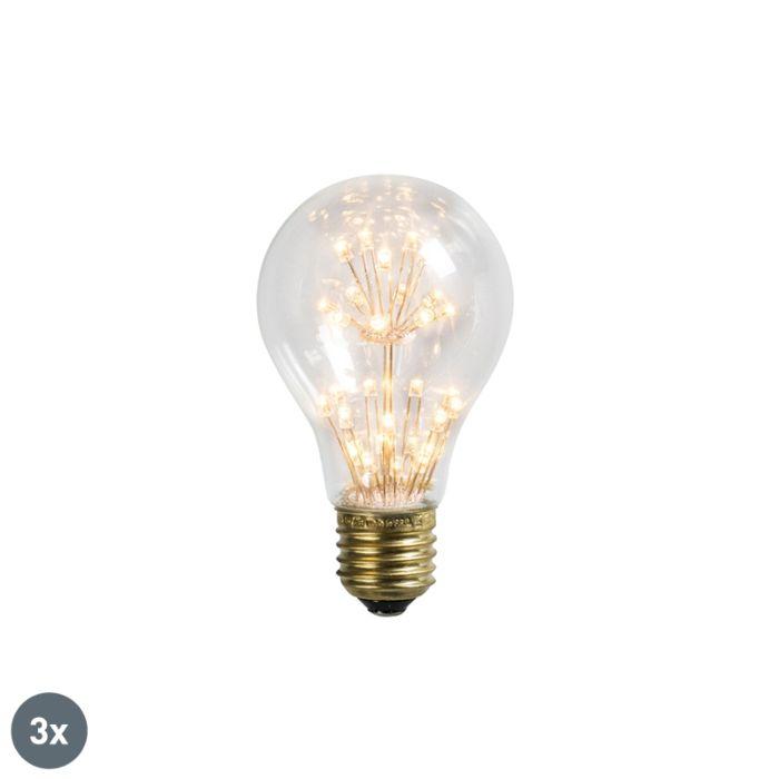 3-db-E27-1,5W-/-136LM-LED-es-lámpa-készlet