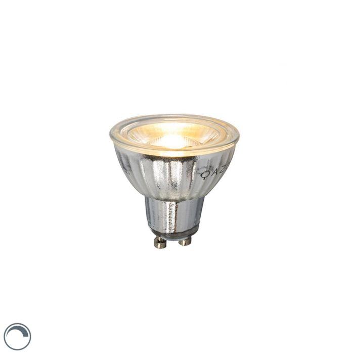 GU10-LED-lámpa-7W-500LM-2700K-tompítható
