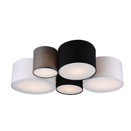 Design-mennyezeti-lámpa-többszínű-5-lámpás---Sectos