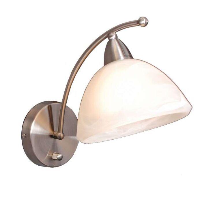 Fali-lámpa-Firenze-acél