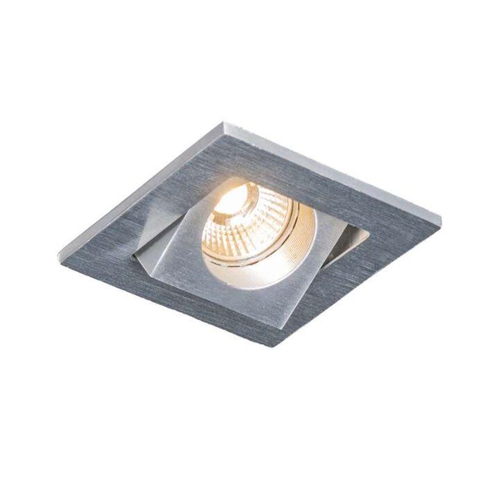 Süllyesztett-spot-Quale-négyzet-alakú-alumínium-LED