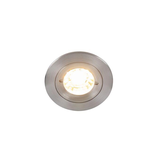Modern-süllyesztett-spot-alumínium-IP44---Xena-Round
