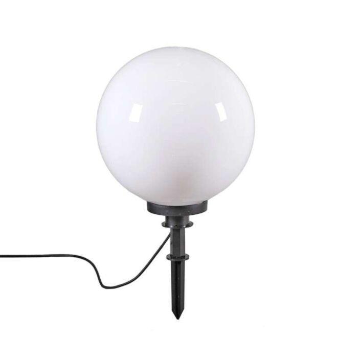 Modern-kültéri-lámpa-földi-tüskével-40-cm-IP44---Gömb