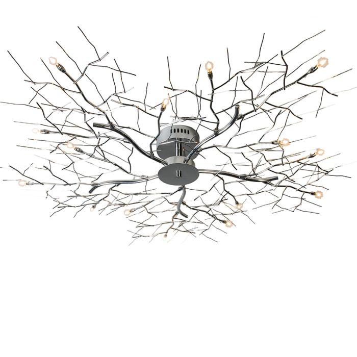 Mennyezeti-lámpa-Forest-15-króm