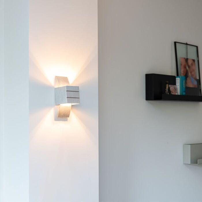 Modern-fali-lámpa-alumínium---Amy