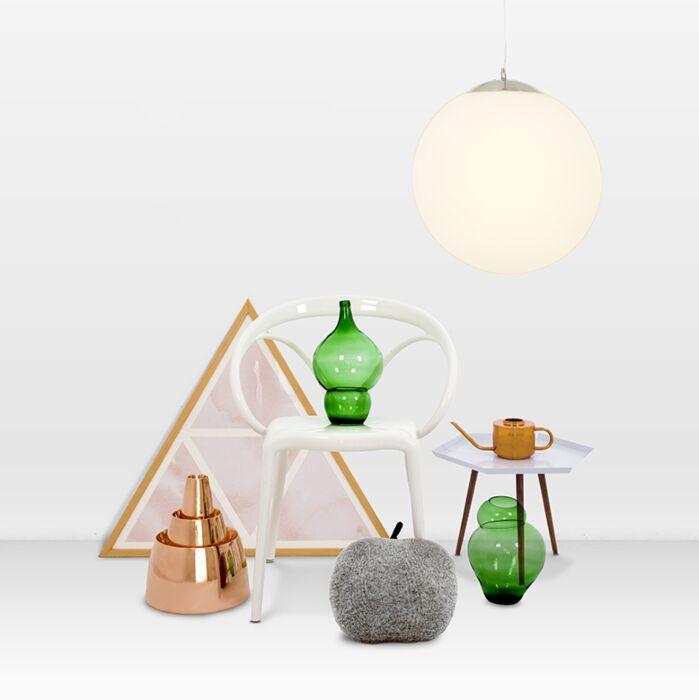 Modern-függesztett-lámpaüveg-40-cm---labda