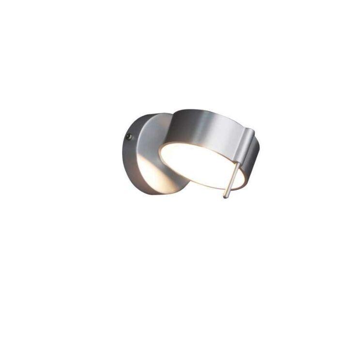 Fali-lámpa-Eye-1-alumínium