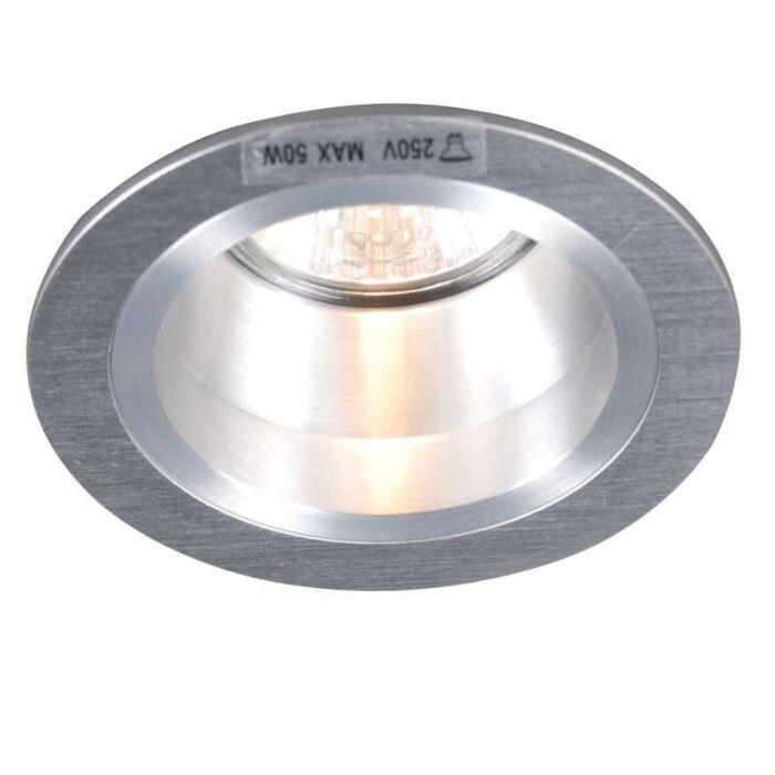 Süllyesztett-spot-Dept-Kerek-alumínium