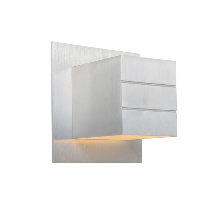 Modern-fali-lámpa-alumínium---Ypsilon