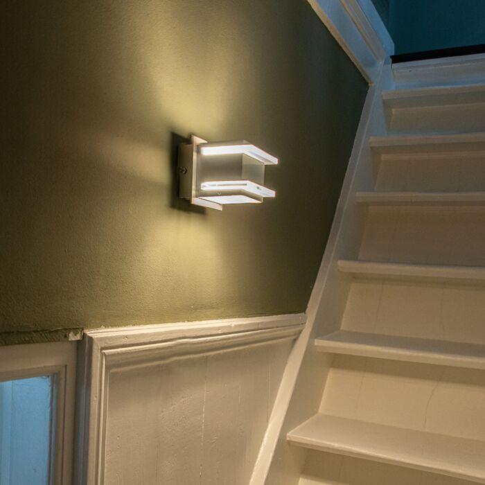Alumínium-fali-lámpa---tömb