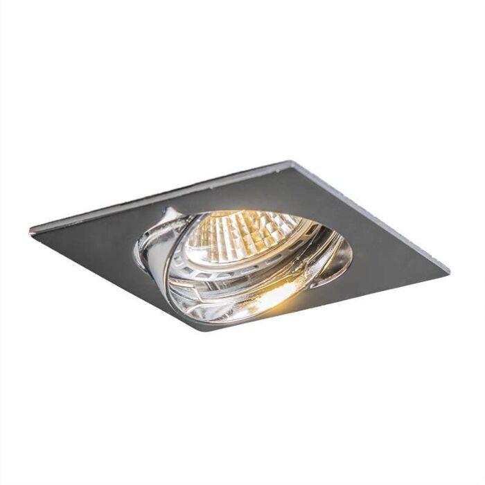 LED-süllyesztett-spot-Edu-dönthető-szögletes-króm
