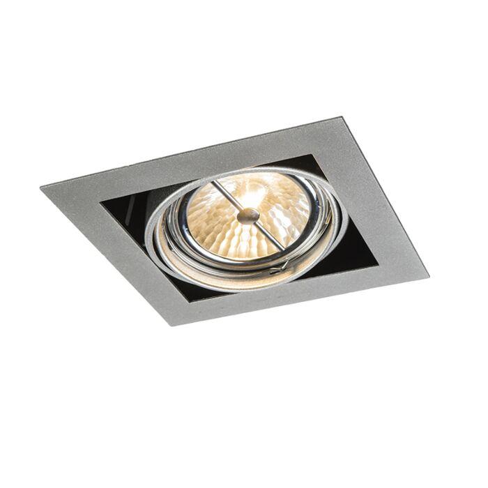 Süllyesztett-spotlámpa-négyzet-alakú-állítható-1-lámpa---Oneon-111-1